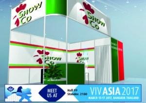 Showco stand VIVAsia